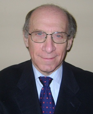 Honorary Consul General Phillip Aronoff